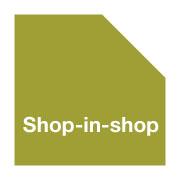 Shop-in-shop